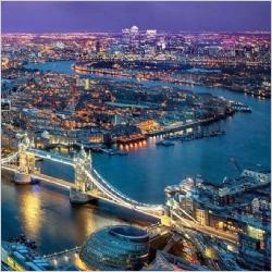 伦敦中心区彰显投资魅力,商用物业市场外资占八成