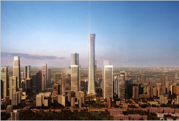 第一太平戴维斯:CBD核心区域 高楼崛起 市场承压明显