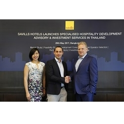 Savills Hotels Launches Specialized Hospitality Development Advisory & Investment Services in Thailand