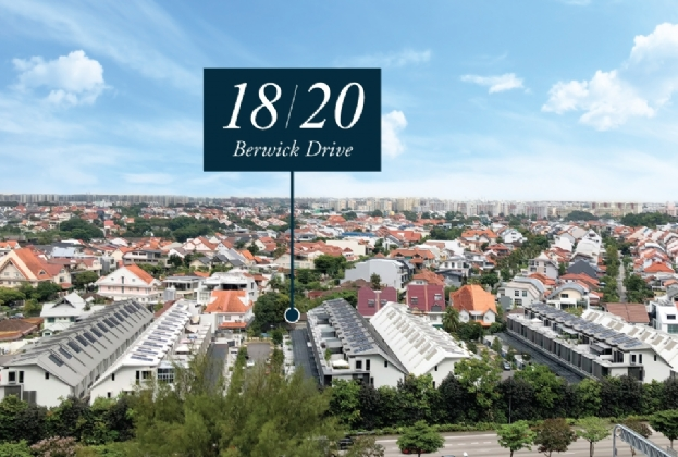 Sale of 18 & 20 Berwick Drive