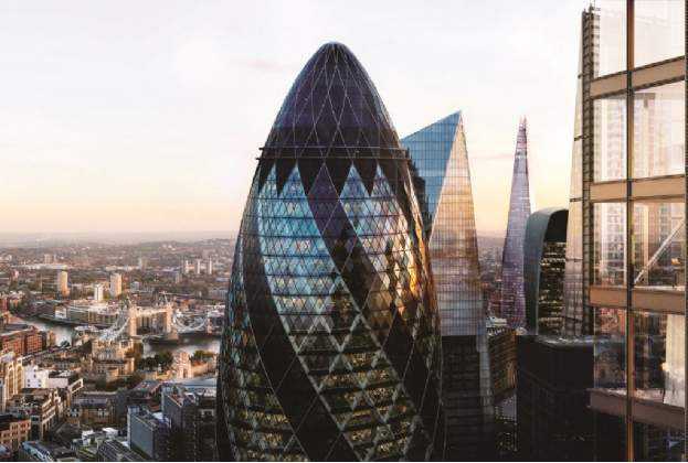 Launch of The Sky Residences at One Bishopsgate Plaza, London
