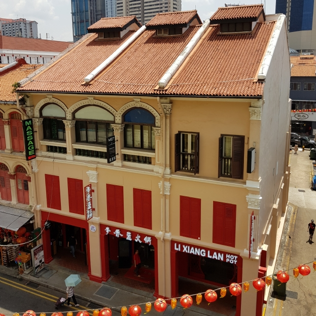 Prime Heritage Shophouses for Sale by Public Tender