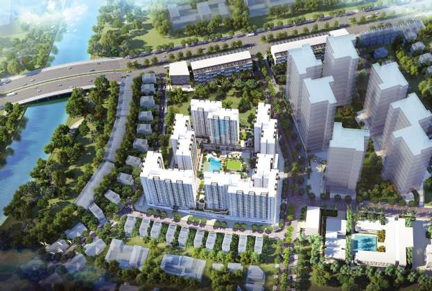 Savills Vietnam appointed official sales agent for international buyers - Akari City project