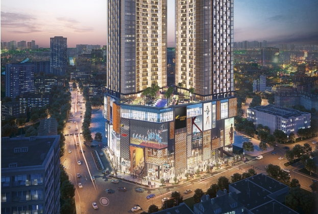 Savills Vietnam appointed as official sales agent for Alpha Hill