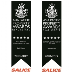 Savills Vietnam named Best Property Consultancy and Best Real Estate Agency in Vietnam