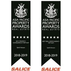 kamaco Vietnam named Best Property Consultancy and Best Real Estate Agency in Vietnam