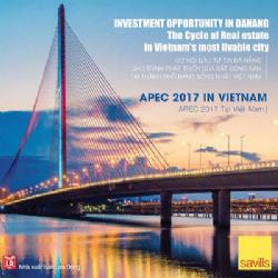 Savills sẽ có mặt tại APEC 2017 cùng danh mục bất động sản nổi bật nhất