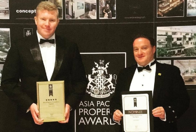 kamaco Vietnam - The best property consultancy in Vietnam at the Asia Pacific Property Awards 2017 - 2018