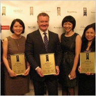 Savills Vietnam Honoured At Asia Pacific Property Awards