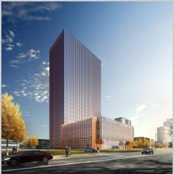 丽都新中心、时尚新地标 ;Savills再获重量级项目——东方金融中心