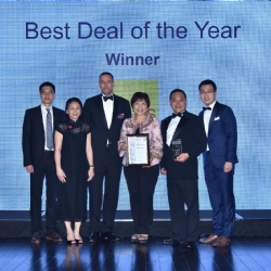Savills Brings Home Three Awards at RICS Hong Kong Awards 2018
