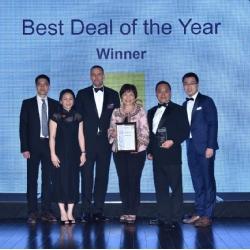 第一太平戴維斯再創佳績榮獲2018年RICS香港年度大奬三個奬項