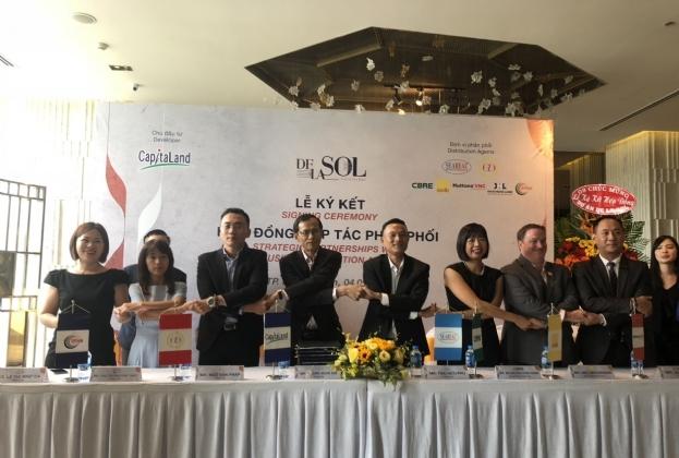 Savills Vietnam appointed the official sales agent for De La Sol