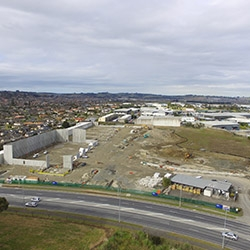Industrial premises in new greenfields development in East Tamaki offered for lease