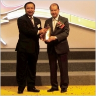 "Savills Property Management Limited honoured as a ""Manpower Developer"" in the Third Manpower Developer Award Scheme, organised by the Employees Retraining Board (ERB)"