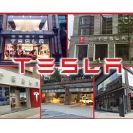 Savills assists the mainland expansion of green vehicle brand Tesla Motors