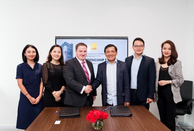 Savills Việt Nam được bổ nhiệm là đơn vị cho thuê độc quyền dự án Friendship Tower tại Lê Duẩn, Quận 1, Tp Hồ Chí Minh