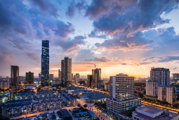 Hanoi offers the highest office yield globally