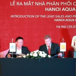 Savills Việt Nam được bổ nhiệm là đại lý phân phối chính và quản lý Hanoi Aqua Central