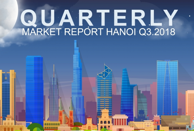 Savills Vietnam reports on Hanoi real estate market Q3/2018