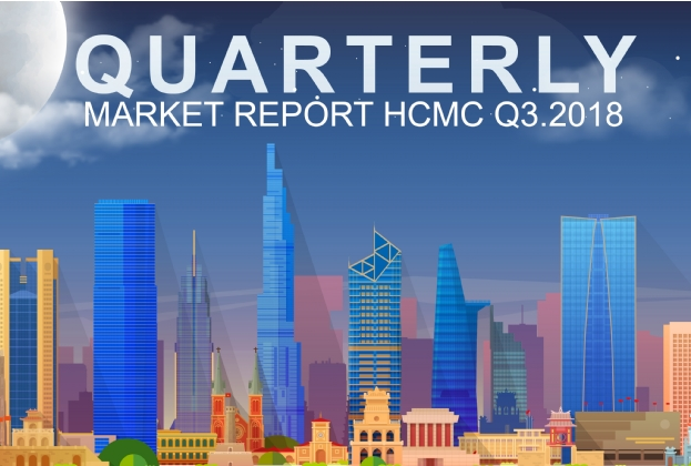 Savills Vietnam reports on HCMC real estate market Q3/2018
