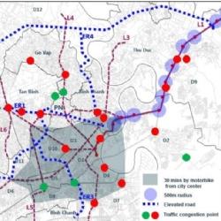 Hạ tầng giao thông tại Việt Nam: Những tác động đối với thị trường bất động sản