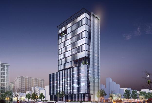 Savills Việt Nam tư vấn cho thuê độc quyền Leadvisors Tower