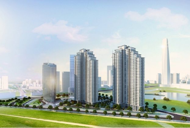 Experience the show-unit floor at My Dinh Pearl - 15 April 2018