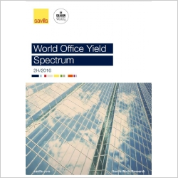 Sydney leads world on office yields