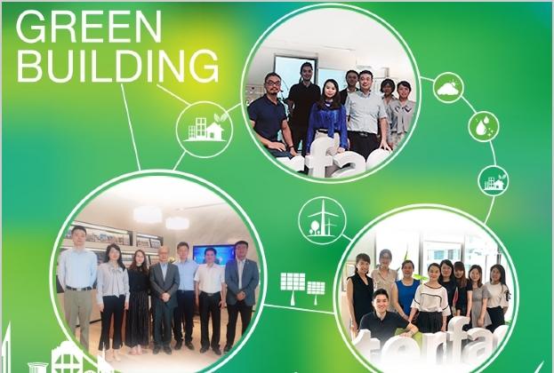 第一太平戴维斯:绿色建筑新趋势