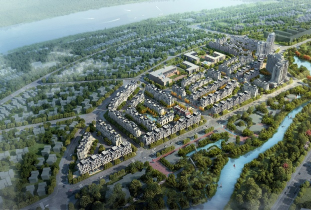Savills Vietnam appointed the official sales agent for Le Centre - The new phase of Swanbay, developed by Swanbay