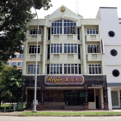 Regin Hotel for Sale by EOI