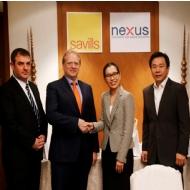 Savills Mở Rộng Mạng Lưới Với Liên Doanh Mới Tại Thái Lan