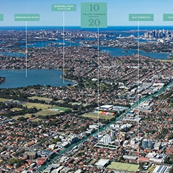 Sydney's Latest Amalgamation to Create More Instant Millionaires as Developers Swoop In