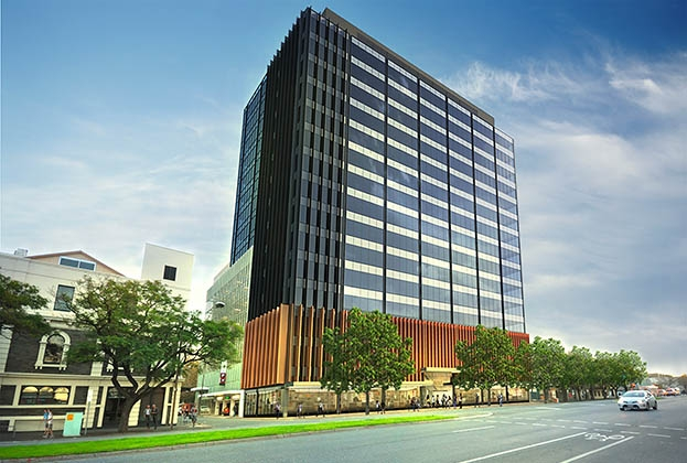 Adelaide's newest office tower to transform CBD