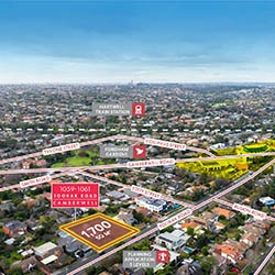 Camberwell Development Site Sells for $5,500,000