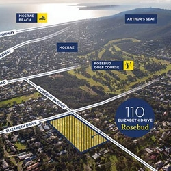 Massive Rosebud Site to Fetch Above $7m