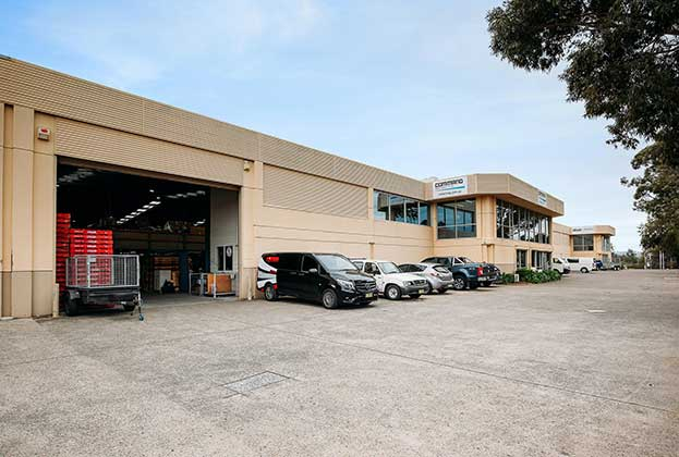 Owner occupiers & investors to compete for industrial property in Castle Hill