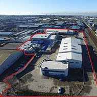 Huge Industrial Site For Sale in Middleton