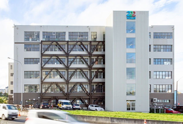 Wellington student accommodation property sold through Savills