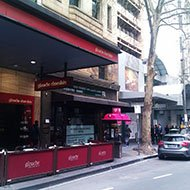 Bupa Takes Collins Street Retail Space