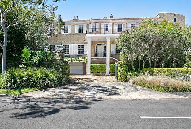 British foreign office lists Vaucluse residence of 46 years
