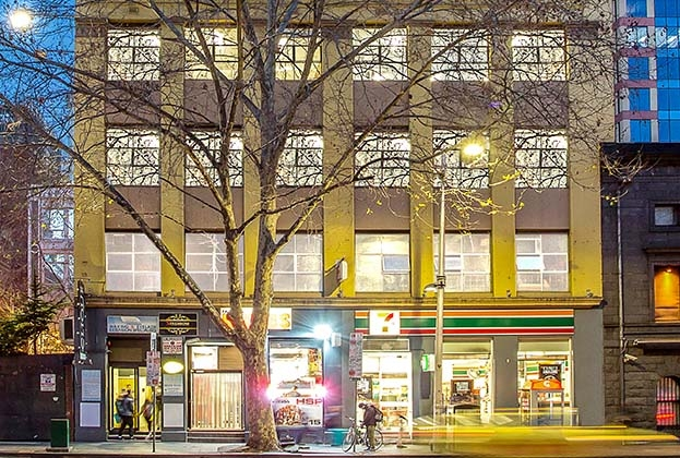 Chinese investor trumps locals for Melbourne CBD office building