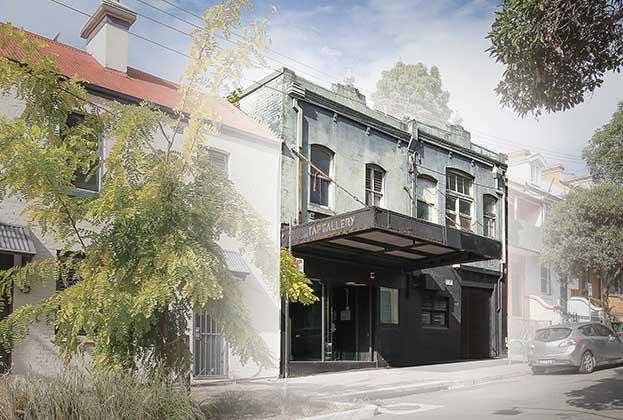 The rebirth of the Sydney City Fringe market