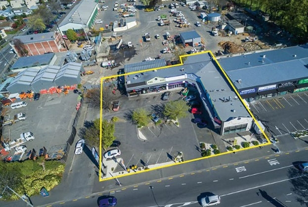 Retail centre sale shows high demand for investment property in Christchurch