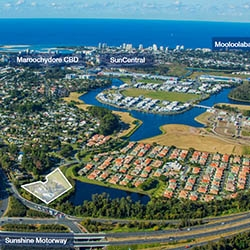 Significant Townhouse Development Announced for 2 Allora Drive, Maroochydore Following $2.05m Sale