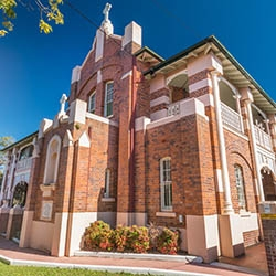 Former Convent Blesses the Market With Rare  Opportunity for Buyers