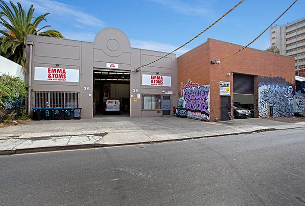 Prahran warehouses primed for purchase