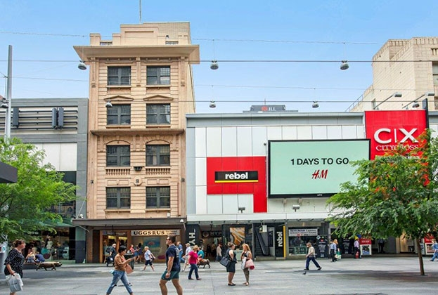 Landmark Rundle Mall asset set to fetch $10 million