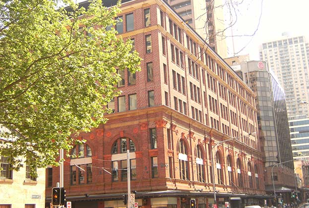 Lease of Level 4, 451 Pitt Street, Haymarket NSW